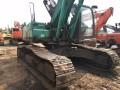 二手挖掘机神钢350-8出售价格优惠手续齐全