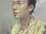 廣州某某畫苑美術培訓系統油畫進階提升班次課