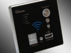 墙壁嵌入式无线路由器如墙式AP WIFI USB充电 价格从优
