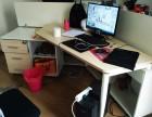 办公桌 圆形,三工位,空间大