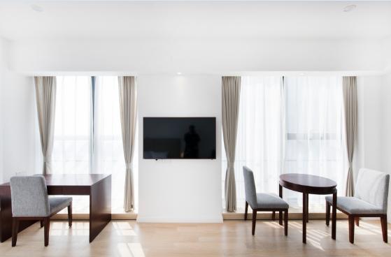 湖西 宏海大厦 1室 1厅 65平米 整租宏海大厦