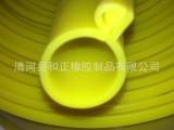 卡扣式硅胶护套管 开口硅胶管 耐压10KV