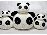 厂家直销 超大号毛绒玩具趴趴熊猫公仔 趴趴熊娃娃 女生生日礼物