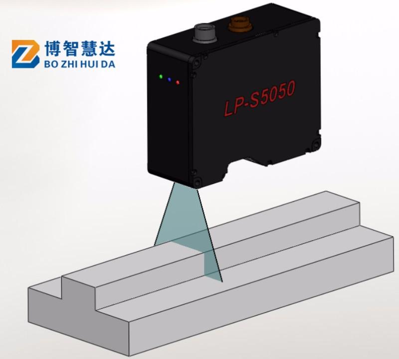 3D激光轮廓传感器 3D激光视觉检测 3D激光测量