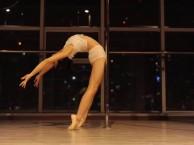 成都聚星专业培训爵士舞钢管舞平台酒吧领舞吊环绸缎全能班