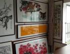 长沙专业裱画配框实木框,价格实惠,老字号值得信赖