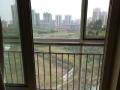 万达广场翠园芳邻 朝南主卧带阳台 实体墙 真实照片