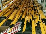 淄博品捷道闸杆批发黄黑红白栅栏杆