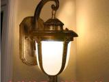 户外仿古灯欧式壁灯室外庭院灯防水阳台墙壁灯花园灯具小号钓鱼灯