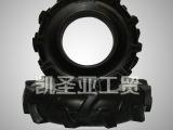 青岛厂家供应4.00-8人字花纹PU发泡轮胎 农用车聚氨酯轮胎