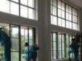 镇海北仑钟点工家庭打扫装修后打扫厂房办公室擦玻璃