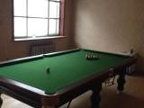 工厂店出售台球桌 乒乓球桌 台球用品配件 维修台球桌更换台呢