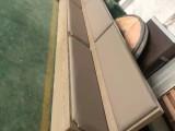 港式茶餐厅沙发卡座定做 可定做带储物空间沙发 防火板沙发