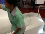 荔湾区彩虹洪升提供各类展厅展会展览会博览会保洁服务