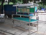 富士康比亚迪华为同款不锈钢工作台深圳市卓