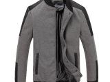 团购七皮狼冬季新品男装卫衣立领夹克外套 男式单衣 诚招代理