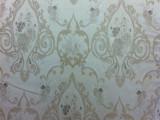 厂家直销欧式涤纶高经密 色织提花 沙发布料,高档落地窗帘布