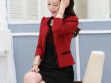 秋装连衣裙两件套装大码显瘦长袖高端气质包臀优雅打底连衣裙