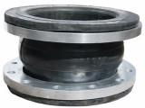 橡胶软接头材质 化工用橡胶接头 水泵进出口橡胶软接头**
