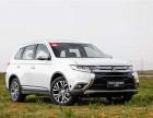 无锡0至1成首付无锡三菱欧蓝德14.88万 进口发动机SUV