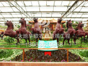 潍坊农业观光园厂家推荐,农业观光园施工公司