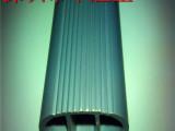 深圳厂家 加工定制塑料管材 塑料ABS椭圆管 批发塑料管