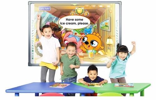 大兴幼儿英语专注语感 兴趣的培养-哈佛少儿英语学习