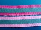 全棉间色带 涤纶织带 染色织带 罗纹带 横纹带 平纹带 坑纹织带