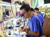 佛山的就人来北京富刚学手机维修