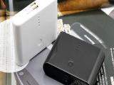 12000毫安移动电源 双USB输出 小馒头电源充电宝批发 可混