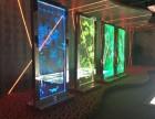 临沂激光内雕钢化玻璃ktv发光玻璃