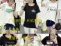 款时尚韩版女装大版T恤批发便宜纯棉T恤 几元纯棉T恤批发