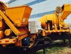 衢州江山泵车,拖泵,细石砂浆泵租赁价格多少?
