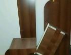皇朝家具,1米2转角写字桌带书架。九九新。小孩不用