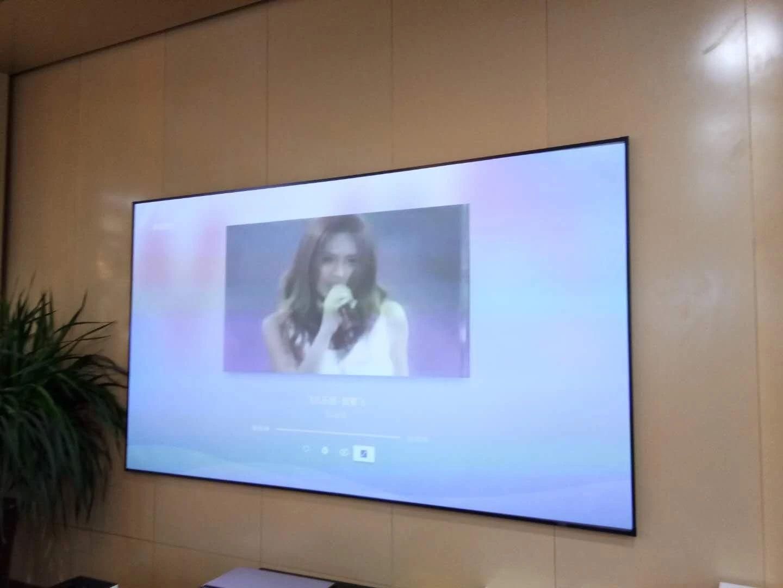 西安坚果激光电视专卖店 实体店 授权体验店