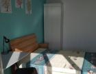 阳光水岸中间层精装修一室一全家全电拎包入住免物业免宽带可月付