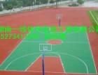 株洲硅PU篮球场预算株洲塑胶球场施工公司湖南一线体育设施工程