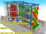 厂家供应大型游乐设备幼儿攀爬网 儿童攀爬网户外 儿童爬网