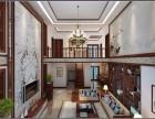 金煌装饰:新中式风格复式楼,现代与古典的融合让人无法拒绝!