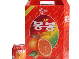 韩国饮料 海太橙汁饮料