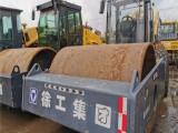 鄂尔多斯私人旧压路机出售 二手18吨压路机工程机械设备