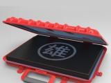 电脑箱 支架散热垫/6个可调平面带四口H