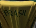 全新正品限量五星巴西n98足球出场外套