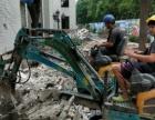 上海黄浦一米宽小型挖掘机出租  小型挖掘机出租公司