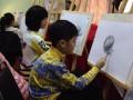 然艺美术 通州专业素描培训 美术特长生强化培训