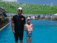 暑假游泳培训
