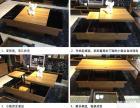 小户型客厅餐厅省空间可升降茶几餐桌两用功能家具