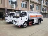 济南国6流动加油车东风油罐车哪里买分期上户办好多少钱