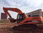 斗山DH215-9挖掘机纯土方车便宜转让出售