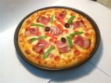 爵美批发半成品培根披萨6寸 9寸 15寸